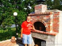 Pompeii DIY Brick Oven St Robert MO