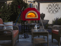 Residential Portable Pizza Oven Strada