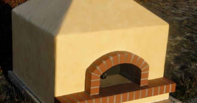 Toscana Assembled Pizza Oven Forno Bravo
