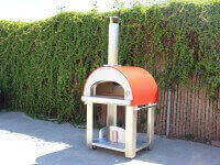 Grande C32 portable outdoor pizza oven