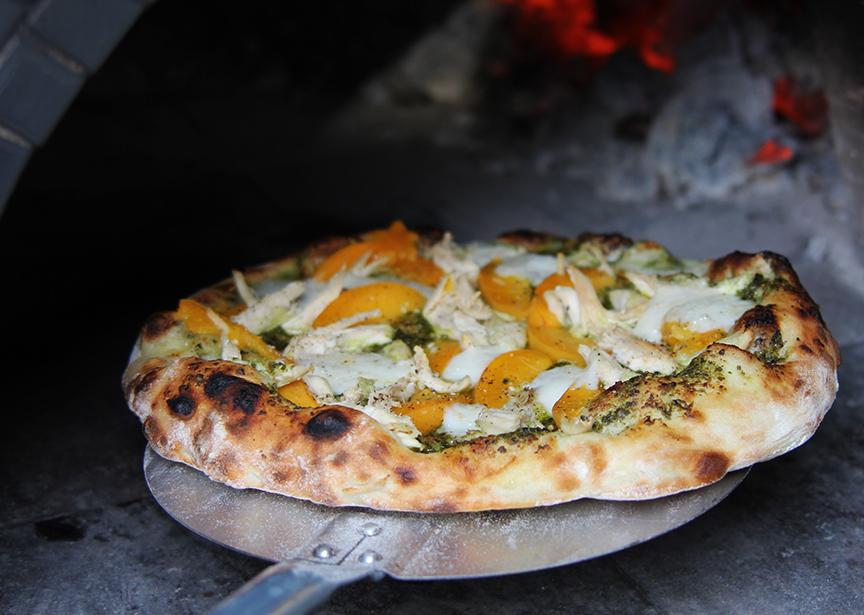 apricot chicken pizza (2)