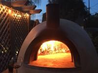 Primavera70 Countertop Wood Fired Pizza Oven - Tim R