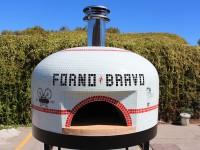 Forno Bravo, forno bravo wood fired pizza oven, Napoli, Napoli wood fired pizza oven, commercial pizza oven, commercial wood fired oven