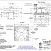 casa2g110 diy gas pizza oven architectural drawing
