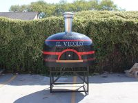 forno bravo, commercial oven, commercial pizza ovens, black tiled pizza oven, wood fired oven, pizza ovens, wood oven pizza, pizza oven for restaurants, pizzeria, commercial pizza oven, pizzaoven