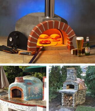 Modular Pizza Oven Kit Giardino60 24 inch