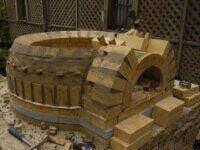 Pompeii DIY Brick Ovens