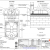 Modena2g180 Commercial Pizza Oven Kit Drawing