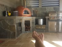Primavera 70 Indoor Kitchen Install