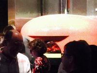 Napoli140 Commercial Pizza Oven Blast 825 Opening