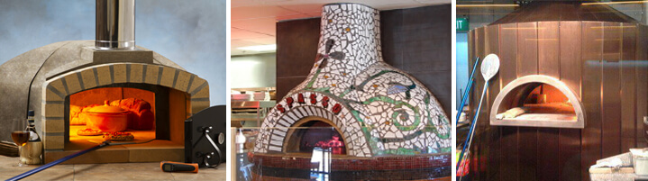 Commercial Wood Pizza Oven Kits