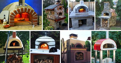 Forno Bravo Pizza Ovens