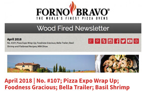 Wood Fired Newsletter