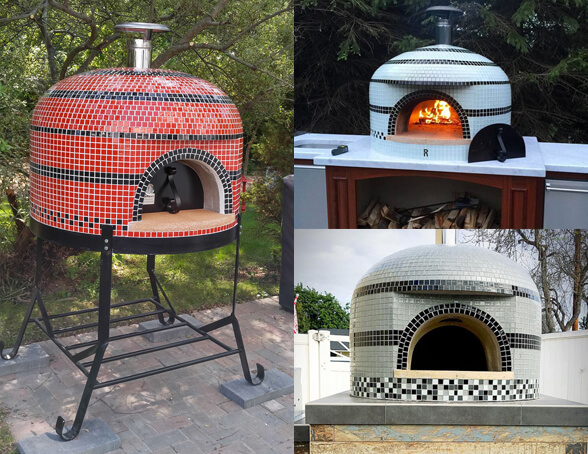 Napolino Pizza Oven Countertop or Stand