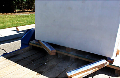 Tosscana Oven-Extracted 2x4 Boards