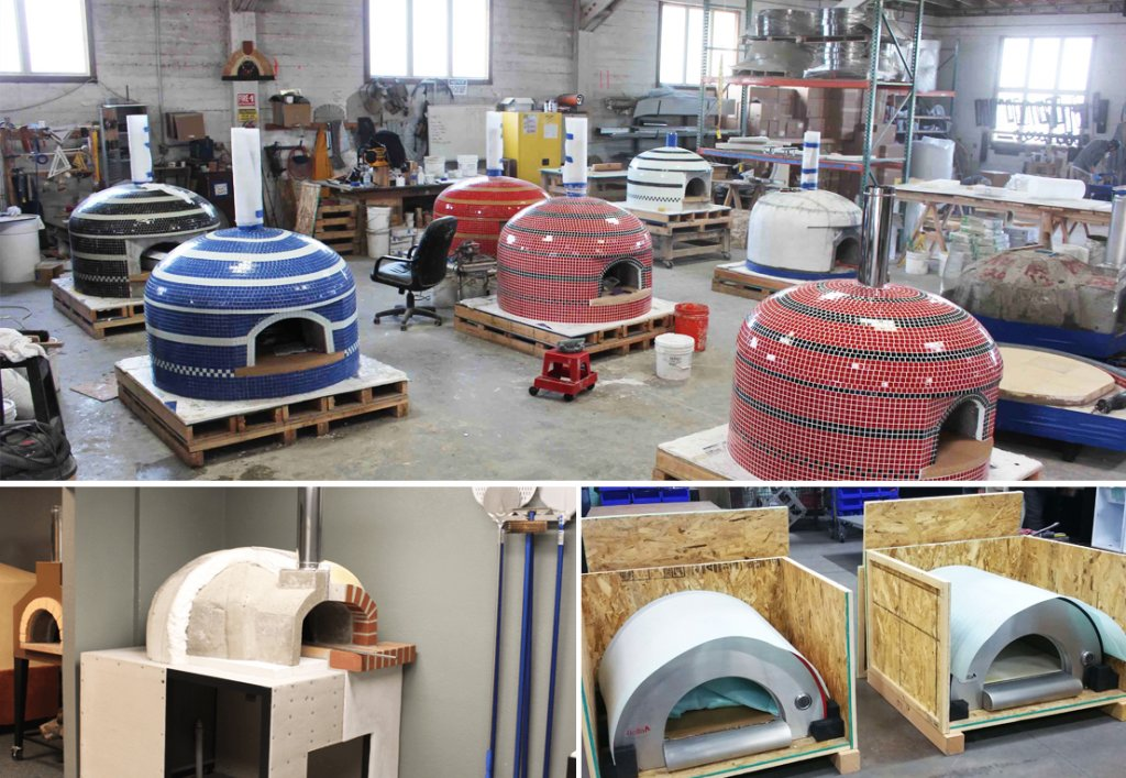Forno Bravo Manufacturing Facilities
