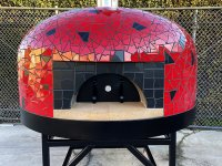 pizza, pizzaoven, fornobravo, wood, woodfired