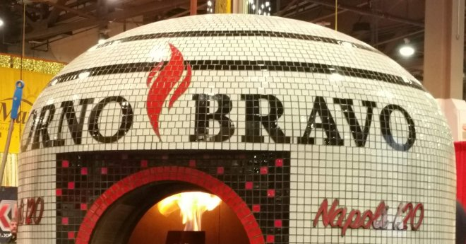 Napoli120 Pizza Oven