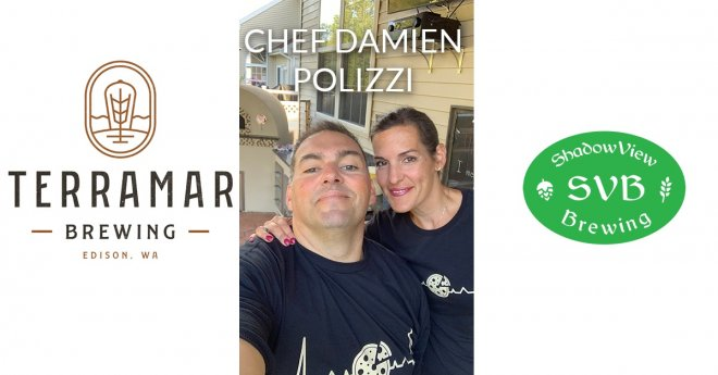 2 logos and chef photo