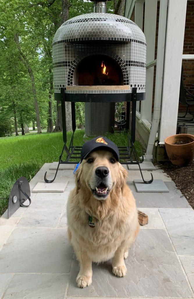 Napolino oven-dog