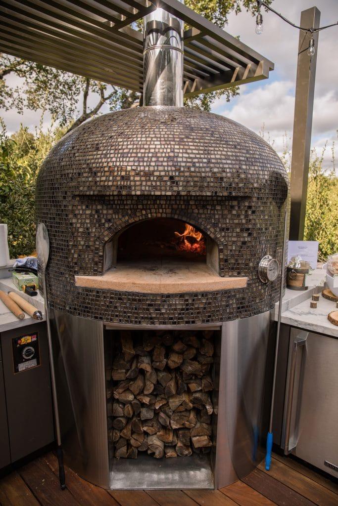 Vesuvio100 pizza oven