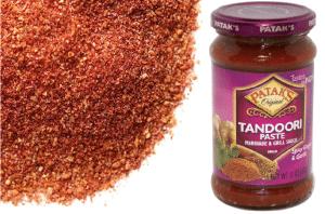 Tandoori Spice-jar of paste